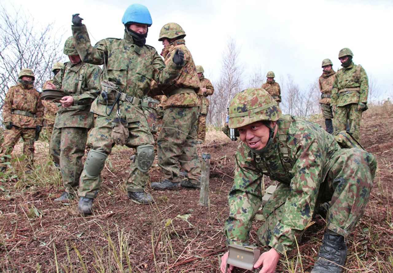 画像4: 連隊野営 射撃能力の向上図る 名寄駐屯地