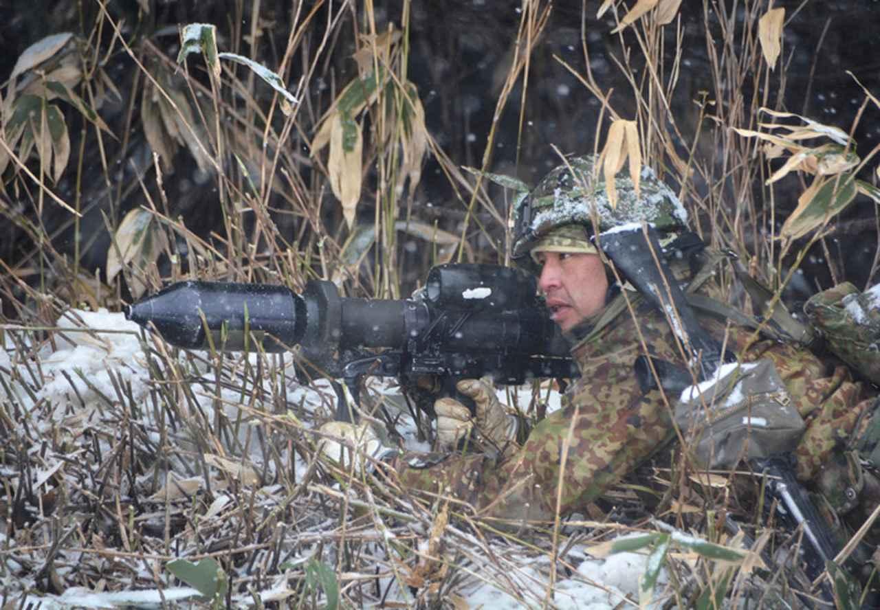 画像8: 連隊野営 射撃能力の向上図る 名寄駐屯地
