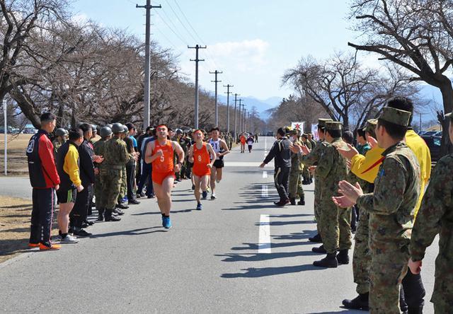 画像: 陸曹選抜試験に隊員50人|神町駐屯地
