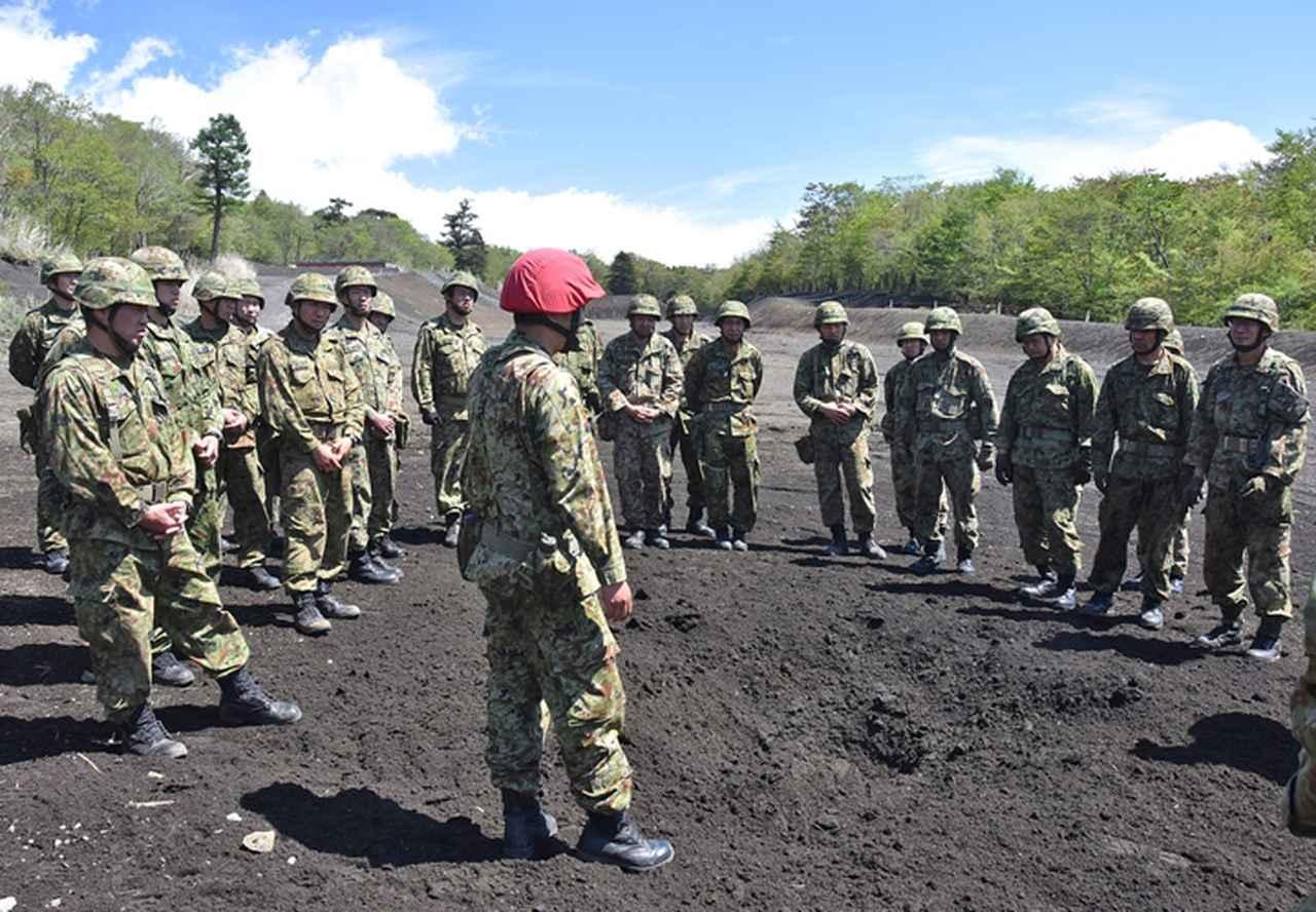 画像1: 70式地雷原 設置から爆破まで演練|豊川駐屯地