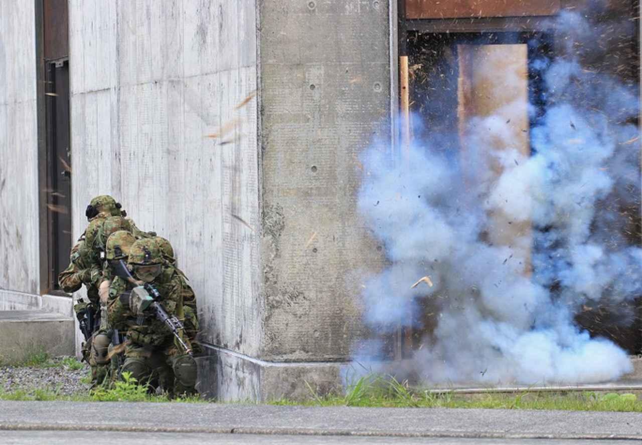 画像6: 対テロ作戦のノウハウを部隊に普及|板妻駐屯地