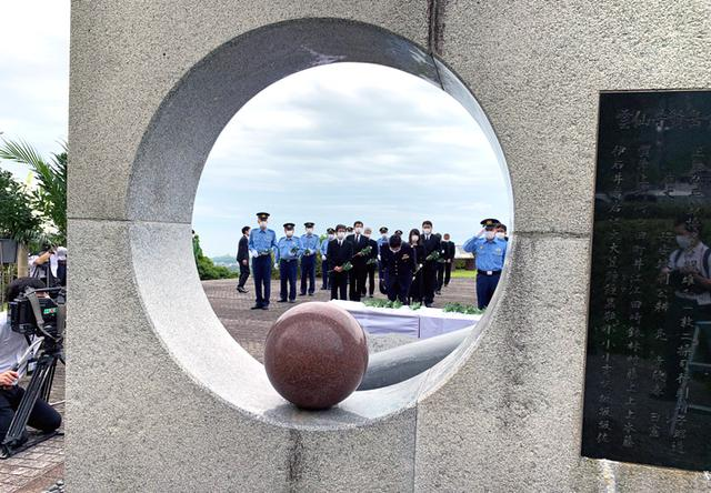 画像1: 雲仙普賢岳噴火災害から29年 島原市で追悼行事| 長崎地本