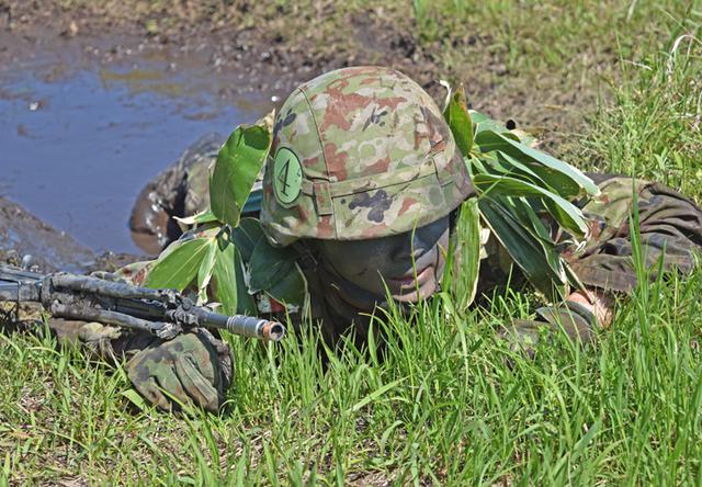 画像5: 自衛官候補生32人が戦闘訓練|青森駐屯地