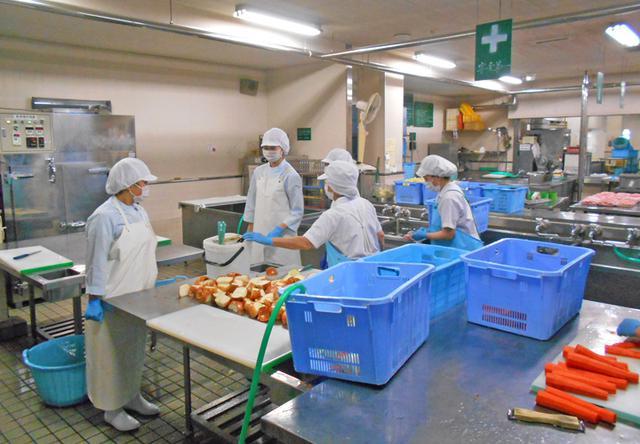画像2: 大学生の給食実習を支援 名寄駐屯地