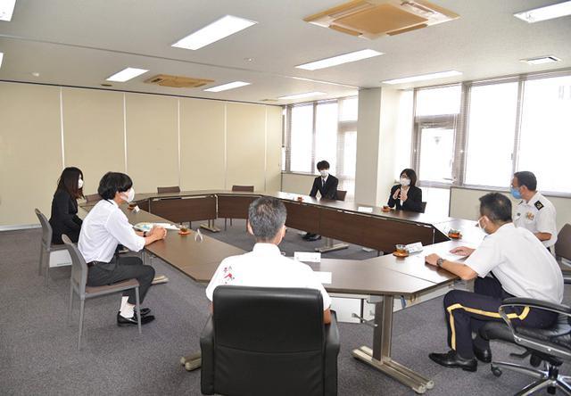 画像3: 専門学校生が自衛隊ポスターをデザイン|沖縄地本