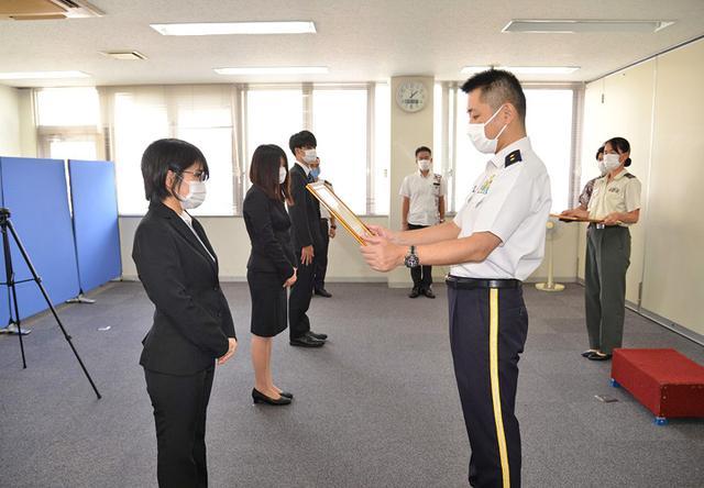 画像2: 専門学校生が自衛隊ポスターをデザイン|沖縄地本