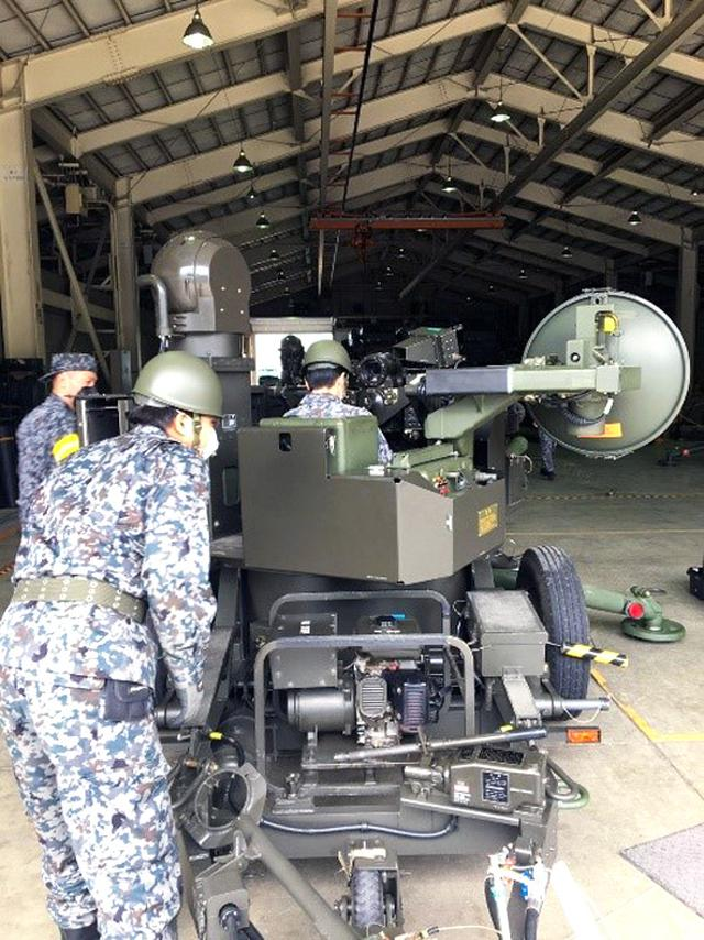 画像3: 「基地防空の最後の砦」VADS運用要員教育|空自三沢基地