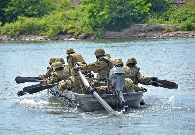 画像2: 中部方面施設科練度維持訓練に300人|大久保駐屯地