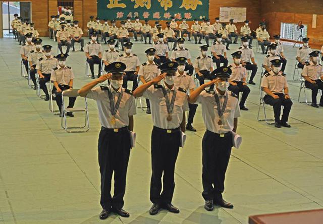画像5: 自衛官候補生53人、新たな旅立ち|都城駐屯地