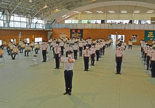 画像3: 自衛官候補生53人、新たな旅立ち|都城駐屯地