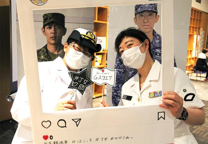 画像2: 女子高校生らと「女性の集い」|函館地本
