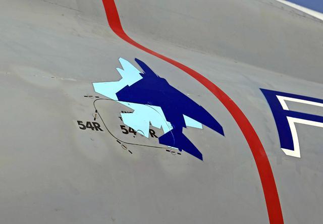 画像4: 今年度運用終えるF4戦闘機を特別塗装|空自百里基地