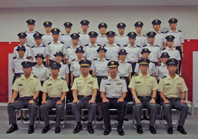 画像2: 曹候生ら27人 後期教育開始|青野原駐屯地