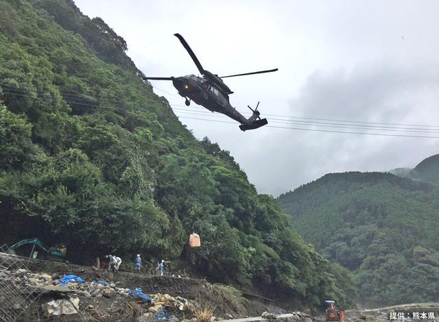 画像5: ヘリで孤立した希少種豚を救出|陸上自衛隊