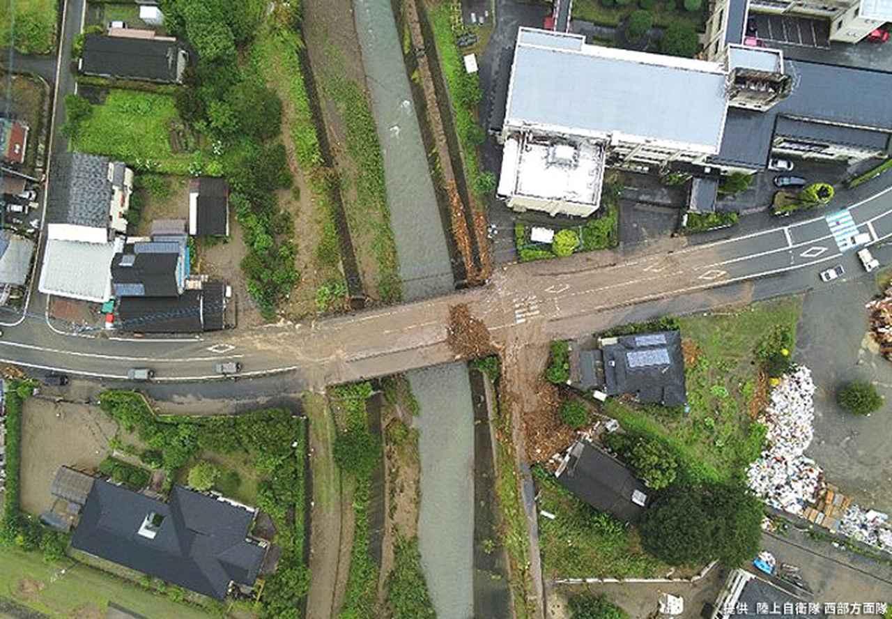 画像13: 写真で見る「令和2年7月豪雨」災害派遣|陸自西部方面隊