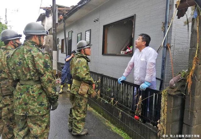画像9: 写真で見る「令和2年7月豪雨」災害派遣|陸自西部方面隊