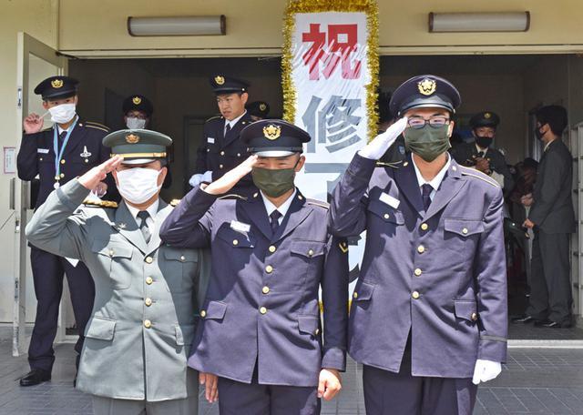 画像9: 一般陸曹候補生課程97人が修了式|えびの駐屯地