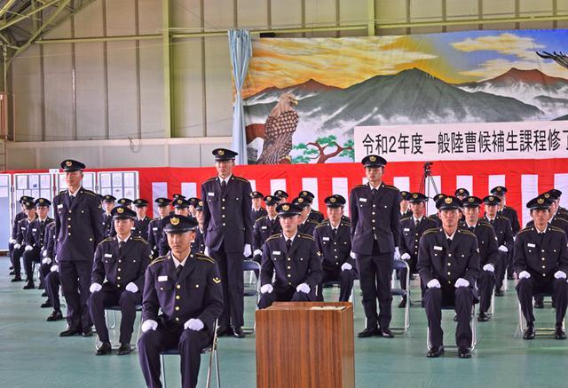 画像3: 一般陸曹候補生課程97人が修了式|えびの駐屯地