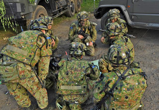 画像4: 3中隊と施設作業小隊の訓練検閲|秋田駐屯地