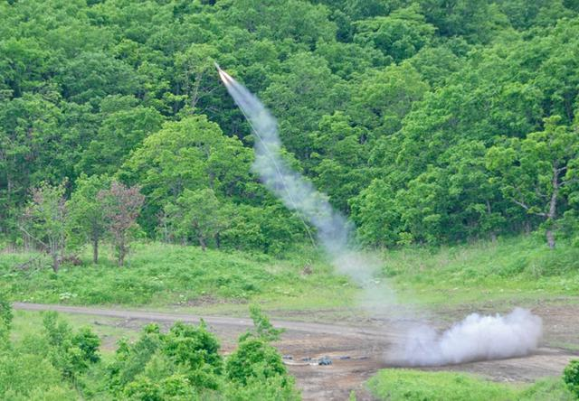 画像1: 即応予備自が射撃野営訓練 真駒内駐屯地