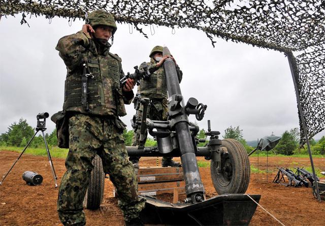 画像2: 即応予備自が射撃野営訓練 真駒内駐屯地