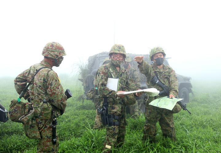 画像4: 9施設群、島嶼防衛想定した支援任務訓練を完遂|小郡駐屯地