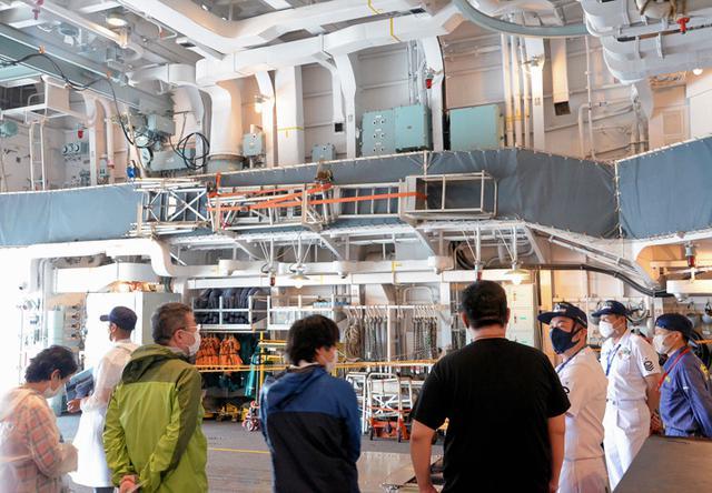 画像2: 護衛艦「まきなみ」を特別公開|和歌山地本