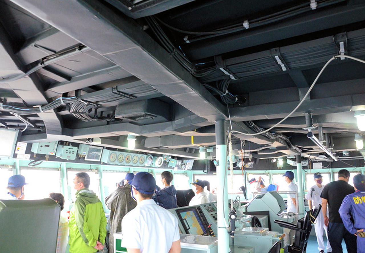 画像4: 護衛艦「まきなみ」を特別公開|和歌山地本