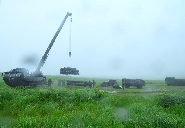 画像6: 9施設群、島嶼防衛想定した支援任務訓練を完遂|小郡駐屯地