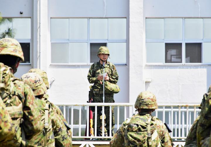 画像2: 9施設群、島嶼防衛想定した支援任務訓練を完遂|小郡駐屯地