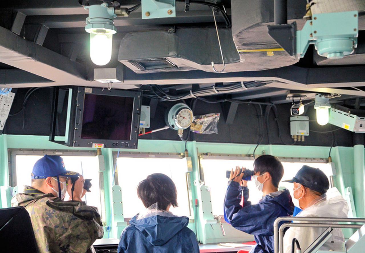 画像3: 護衛艦「まきなみ」を特別公開|和歌山地本