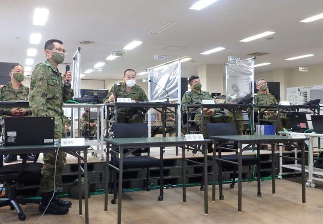 画像2: 陸自最大級の実動対抗演習|陸自教育訓練研究本部