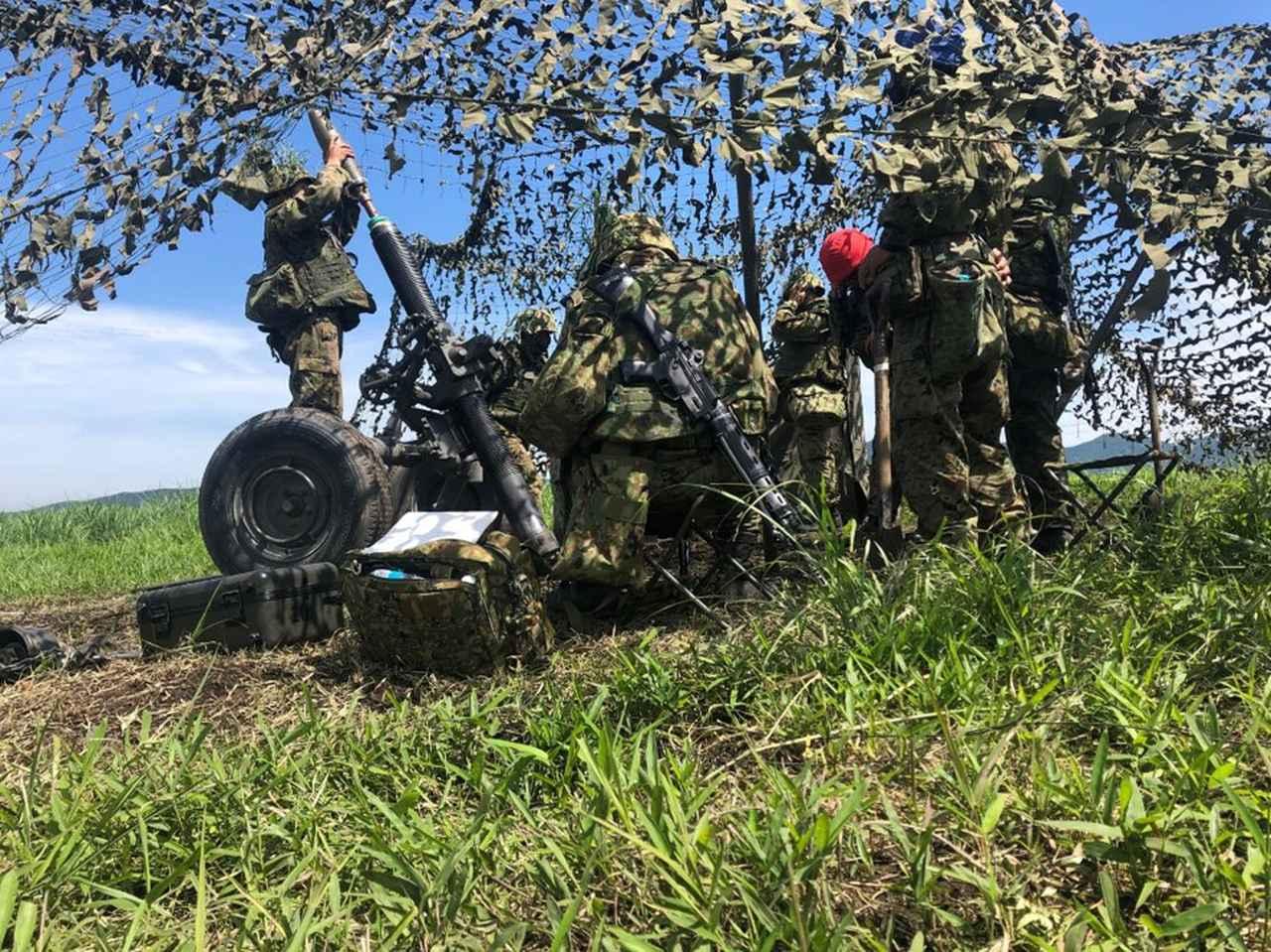 画像6: 「真に戦える部隊を創造」総合戦闘力演習|陸自4師団