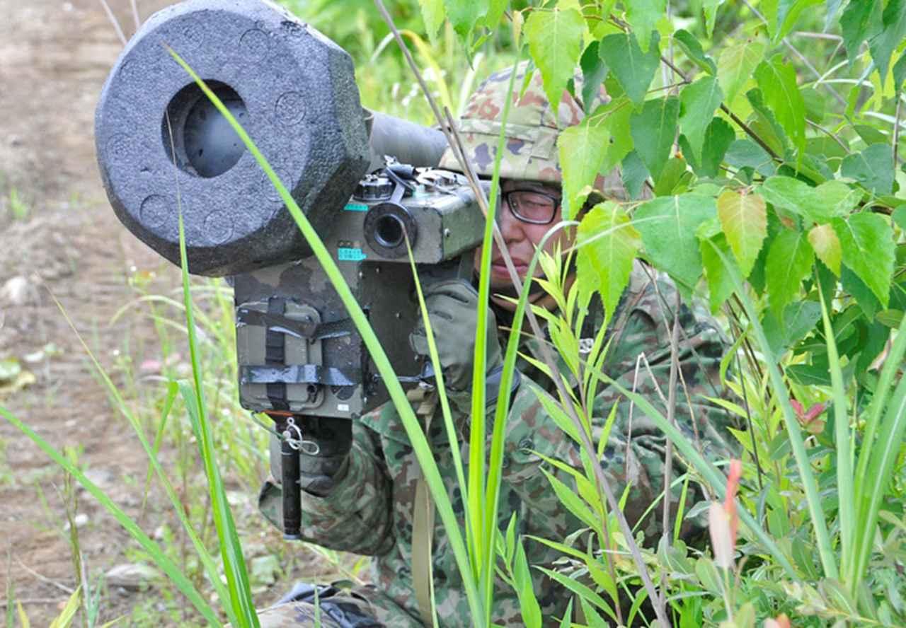画像4: 52普連、初の戦車との共同訓練 真駒内駐屯地