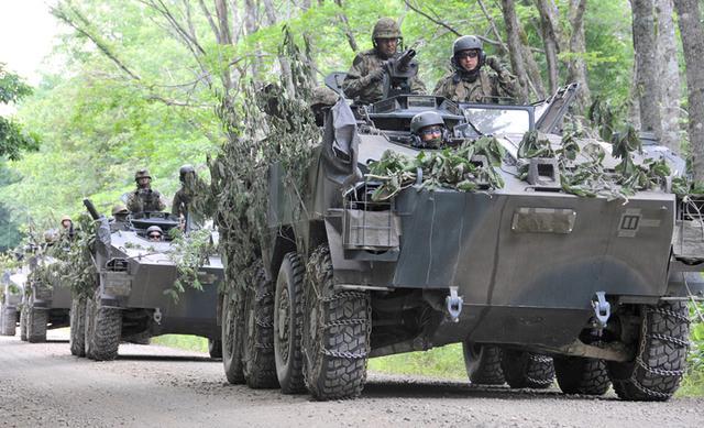 画像5: 52普連、初の戦車との共同訓練|真駒内駐屯地