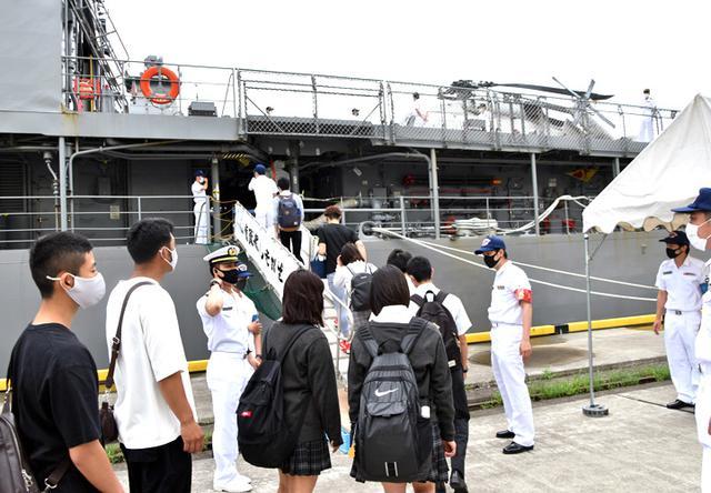 画像1: 22即機連、艦艇広報に装備品展示で協力|多賀城駐屯地
