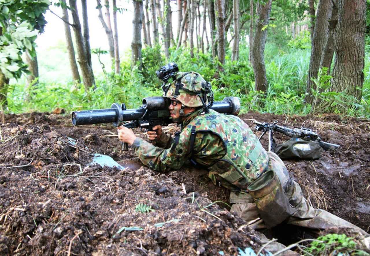 画像12: 作戦名は「麒麟の盾」旅団訓練検閲 米子駐屯地