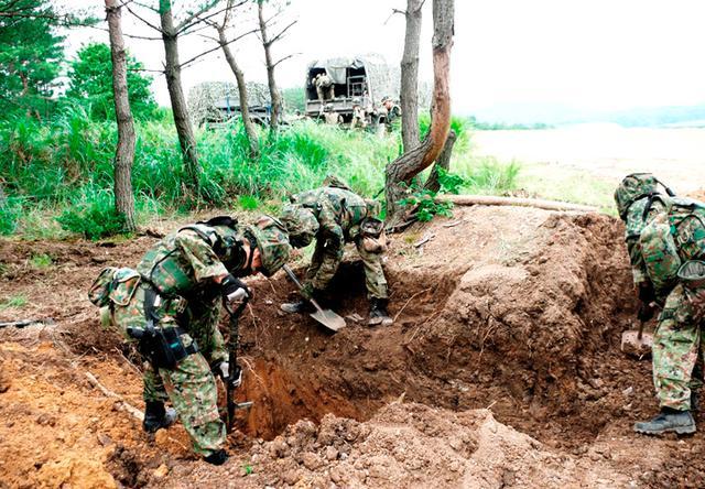 画像7: 作戦名は「麒麟の盾」旅団訓練検閲|米子駐屯地