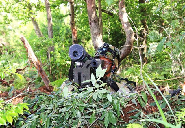 画像11: 作戦名は「麒麟の盾」旅団訓練検閲|米子駐屯地
