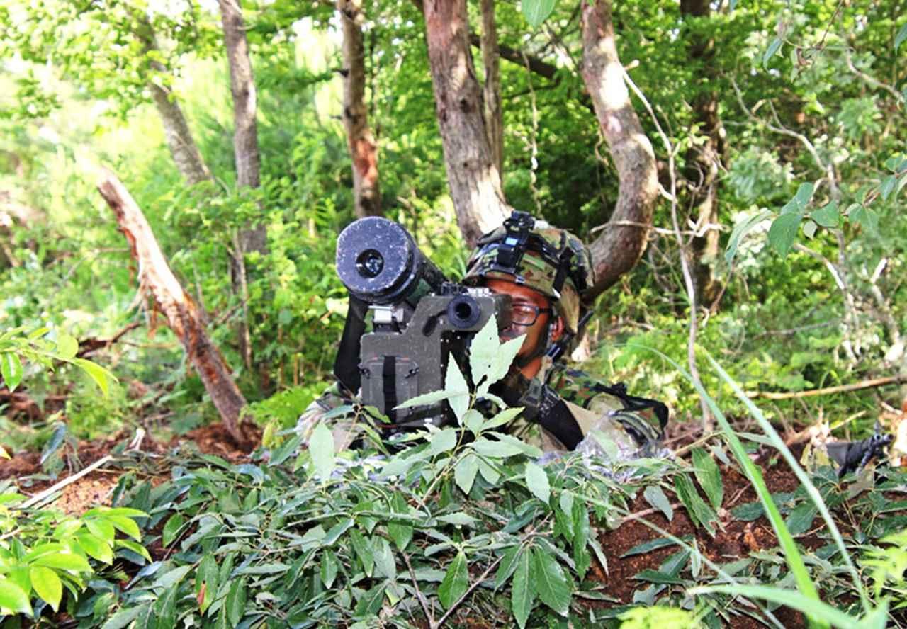 画像11: 作戦名は「麒麟の盾」旅団訓練検閲 米子駐屯地