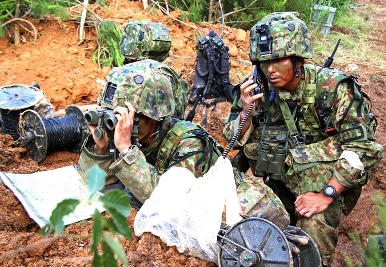 画像10: 作戦名は「麒麟の盾」旅団訓練検閲 米子駐屯地