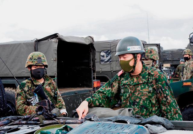 画像4: 作戦名は「麒麟の盾」旅団訓練検閲|米子駐屯地