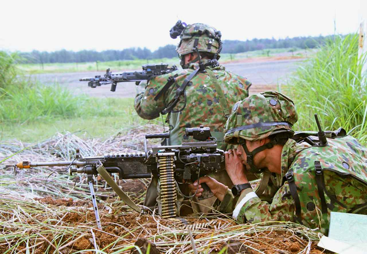 画像13: 作戦名は「麒麟の盾」旅団訓練検閲 米子駐屯地