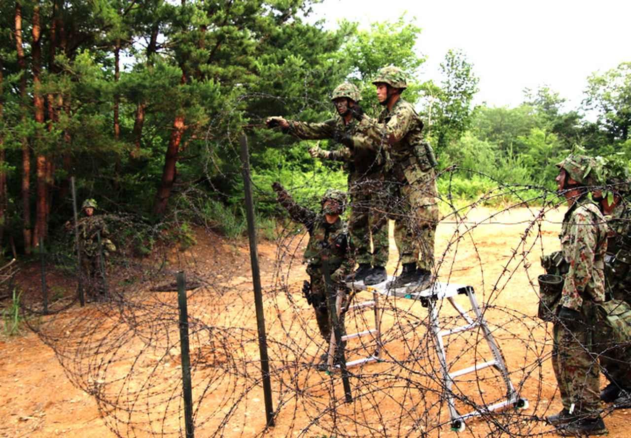 画像9: 作戦名は「麒麟の盾」旅団訓練検閲 米子駐屯地