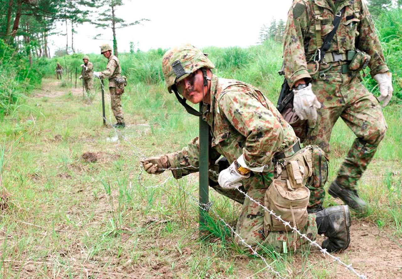 画像8: 作戦名は「麒麟の盾」旅団訓練検閲 米子駐屯地