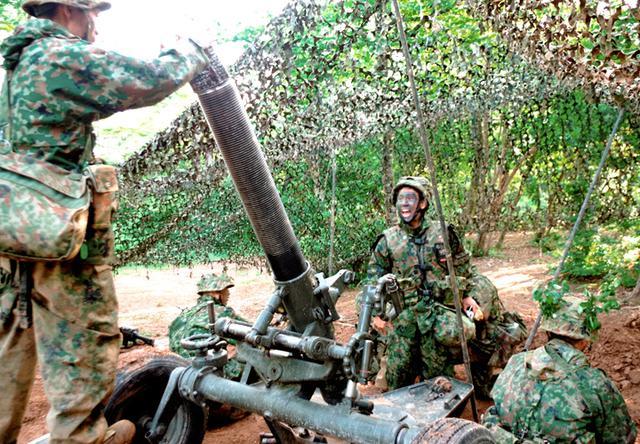 画像14: 作戦名は「麒麟の盾」旅団訓練検閲|米子駐屯地