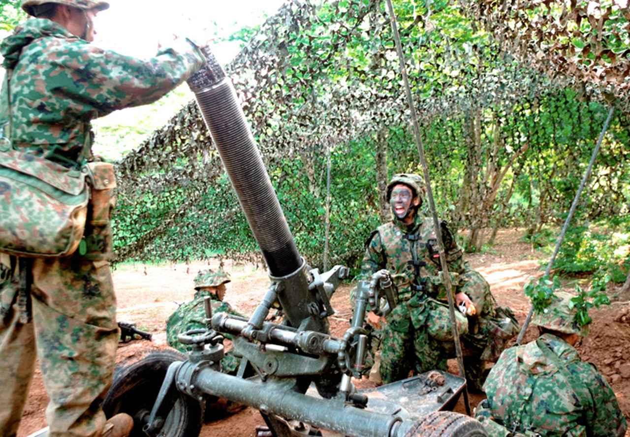 画像14: 作戦名は「麒麟の盾」旅団訓練検閲 米子駐屯地