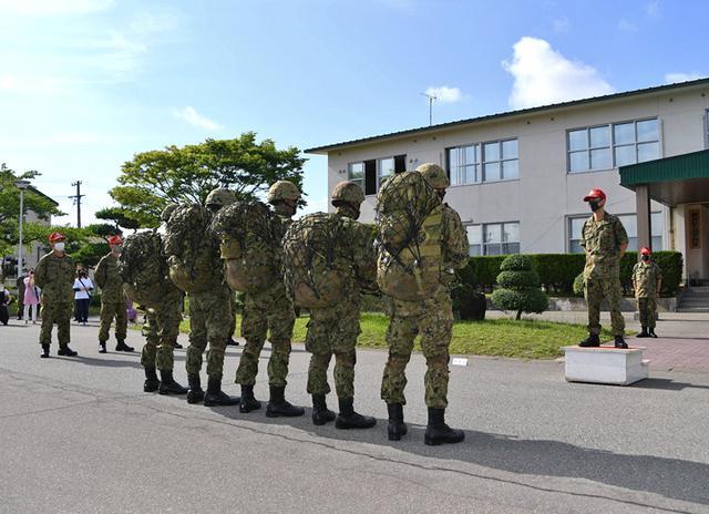 画像2: レンジャー養成教育 21普連の5人が帰還|秋田駐屯地