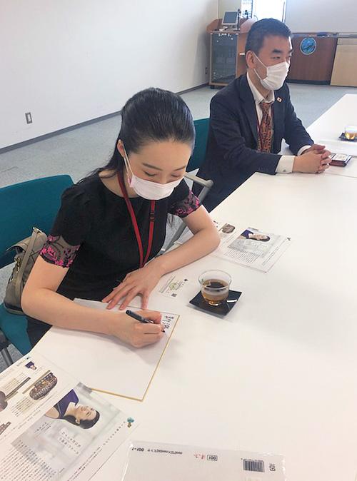 画像2: ミス・ワールド・ジャパンと連携しPR|新潟地本