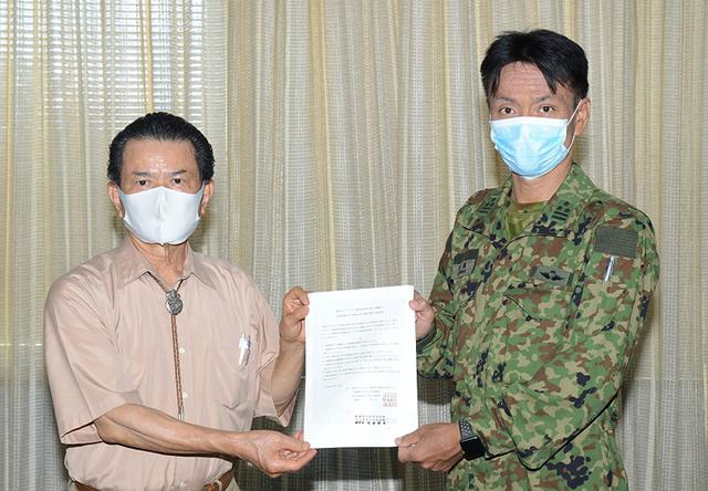 画像14: 新型コロナ災派、県内医療機関を支援|陸自15旅団